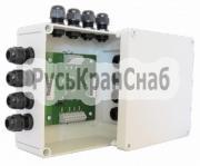 Блок питания и коммутации 12-канальный БПК-2  фото 1