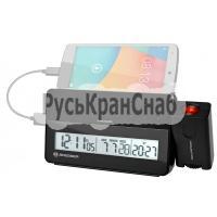 Проекционные часы Bresser MyTime Pro black фото 1