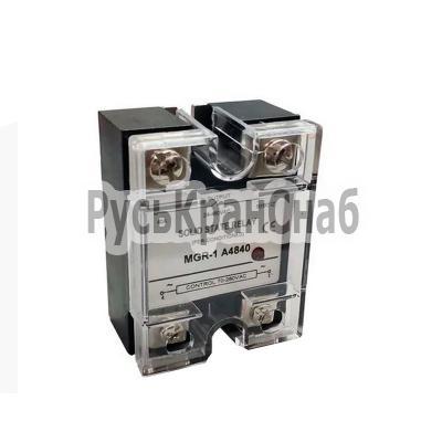 MGR-1A48-40A 70-280VAC твердотельное реле - фото